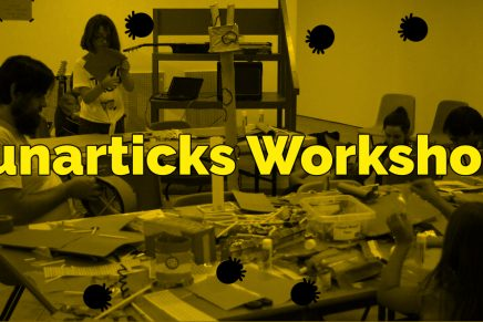 Lunarticks Workshops coming soon!
