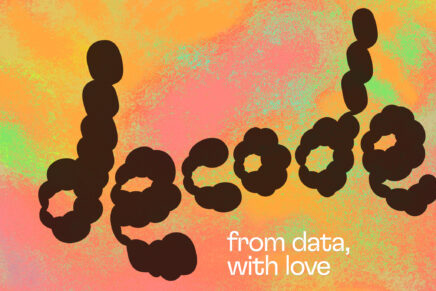decode data with our new exhibition